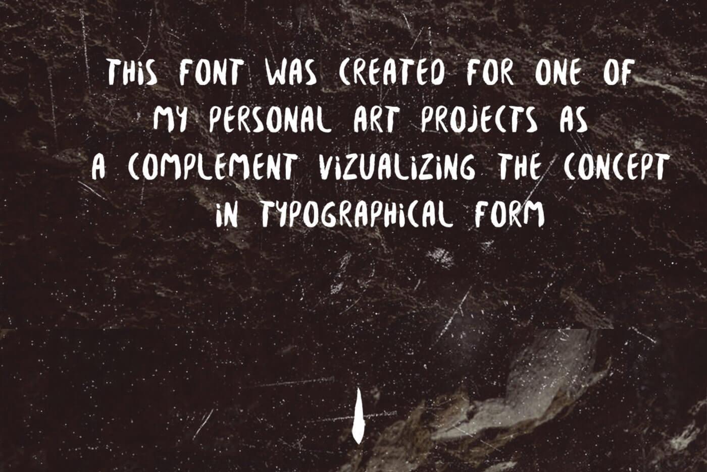 Besom Free Brush Font