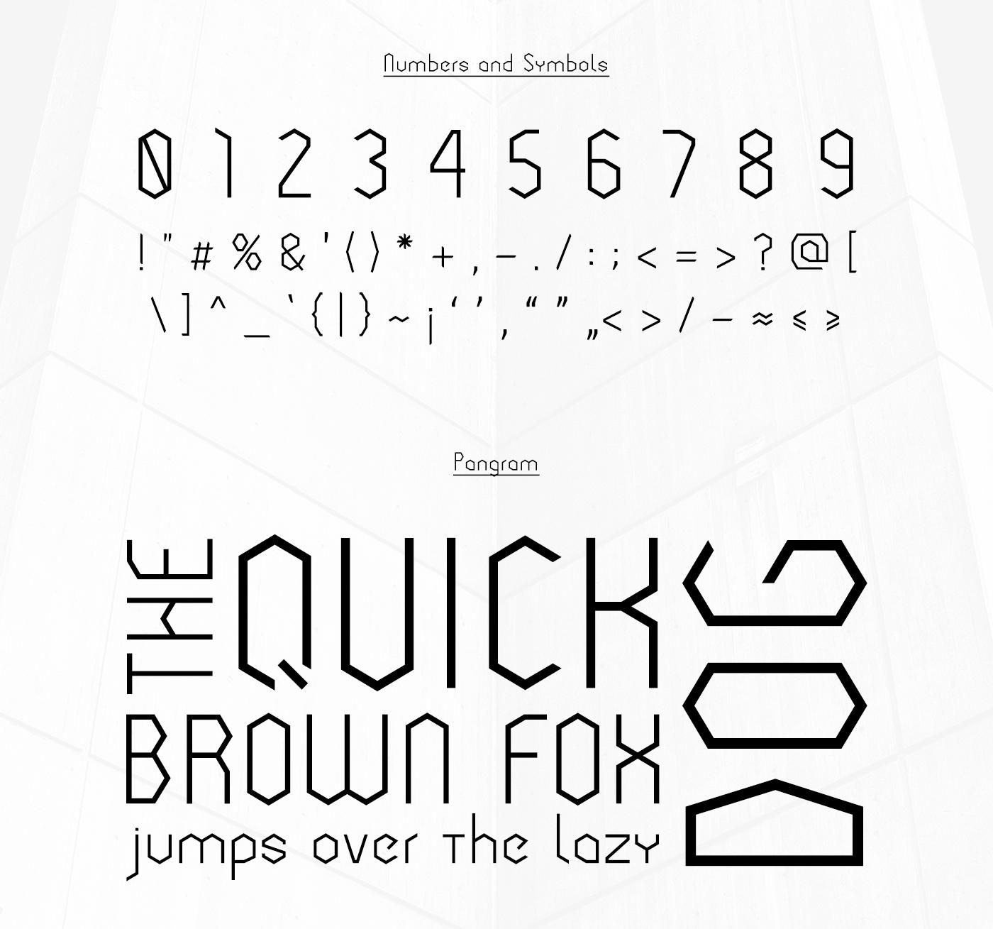Cornera Free Font