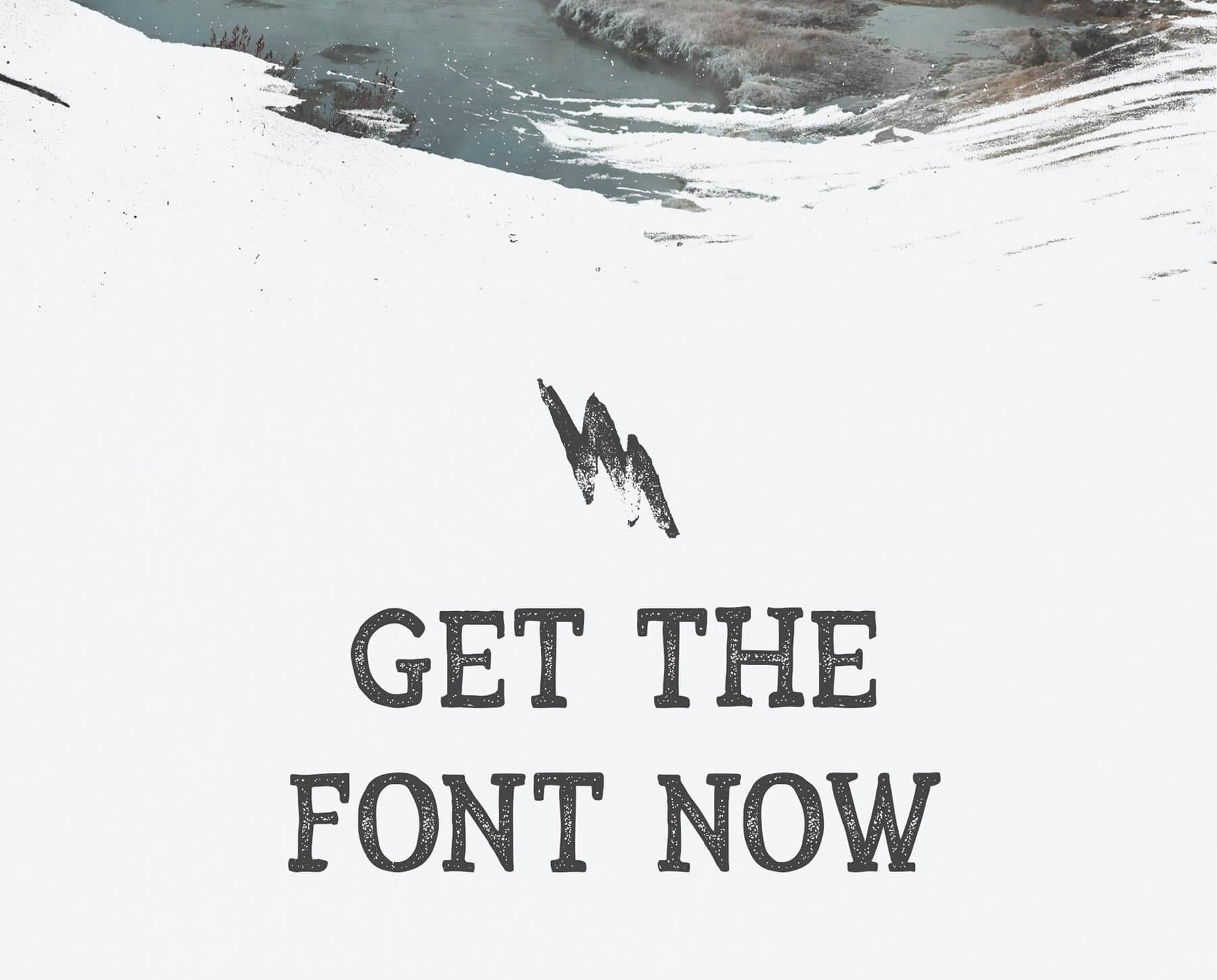 Arber Vintage Free Font
