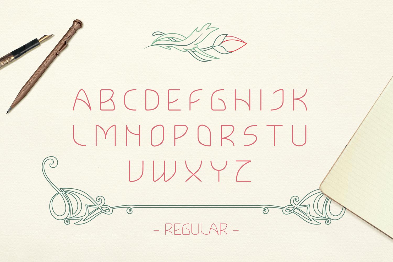 Lokka Free Font