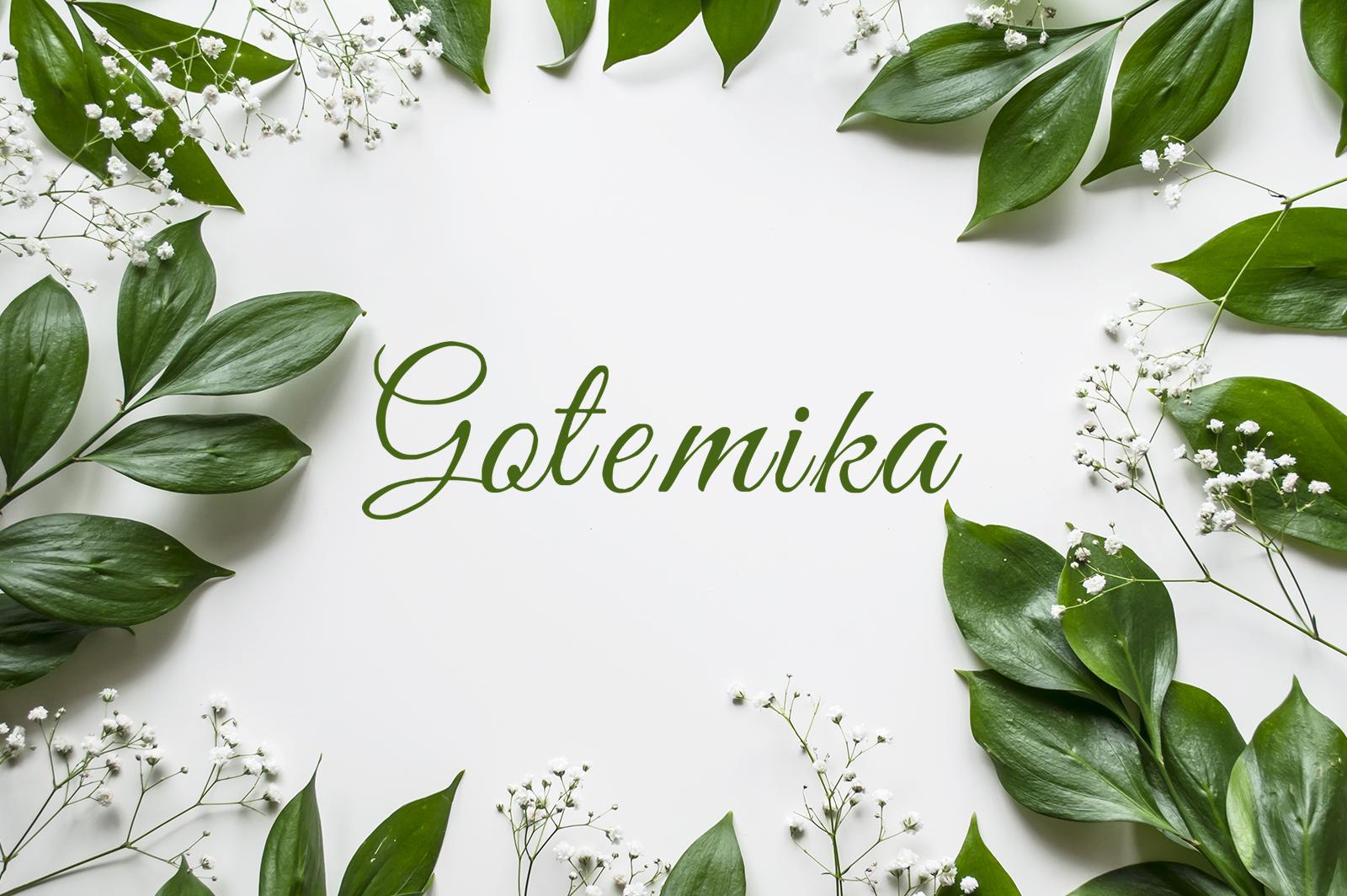 Gotemika Free Font